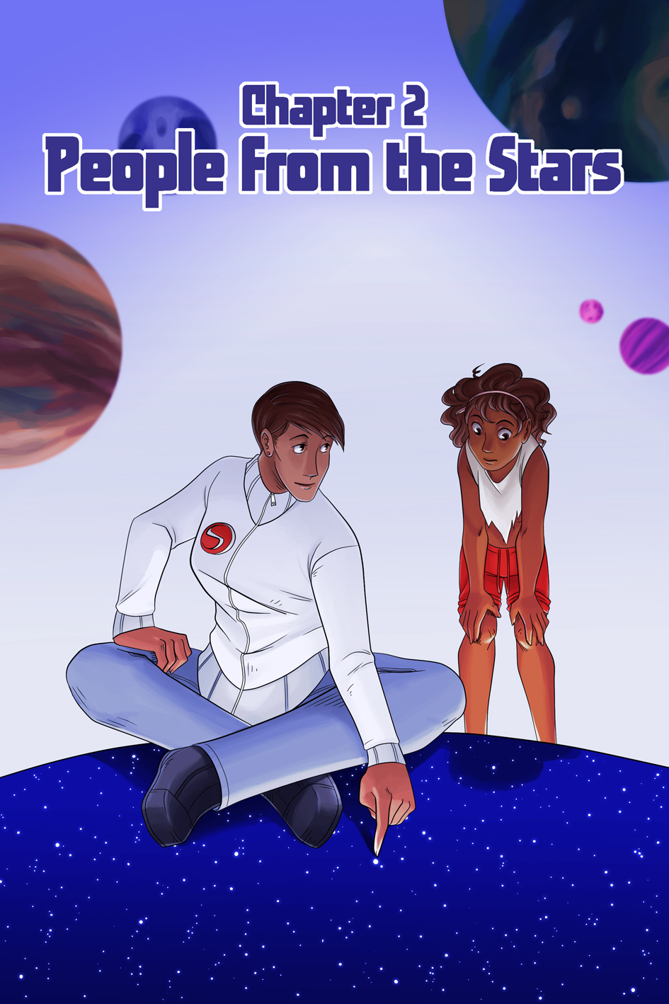 Chapter 2 – People From The Stars